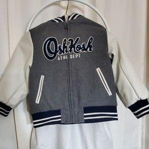 Osh kosh Boys jacket size 5